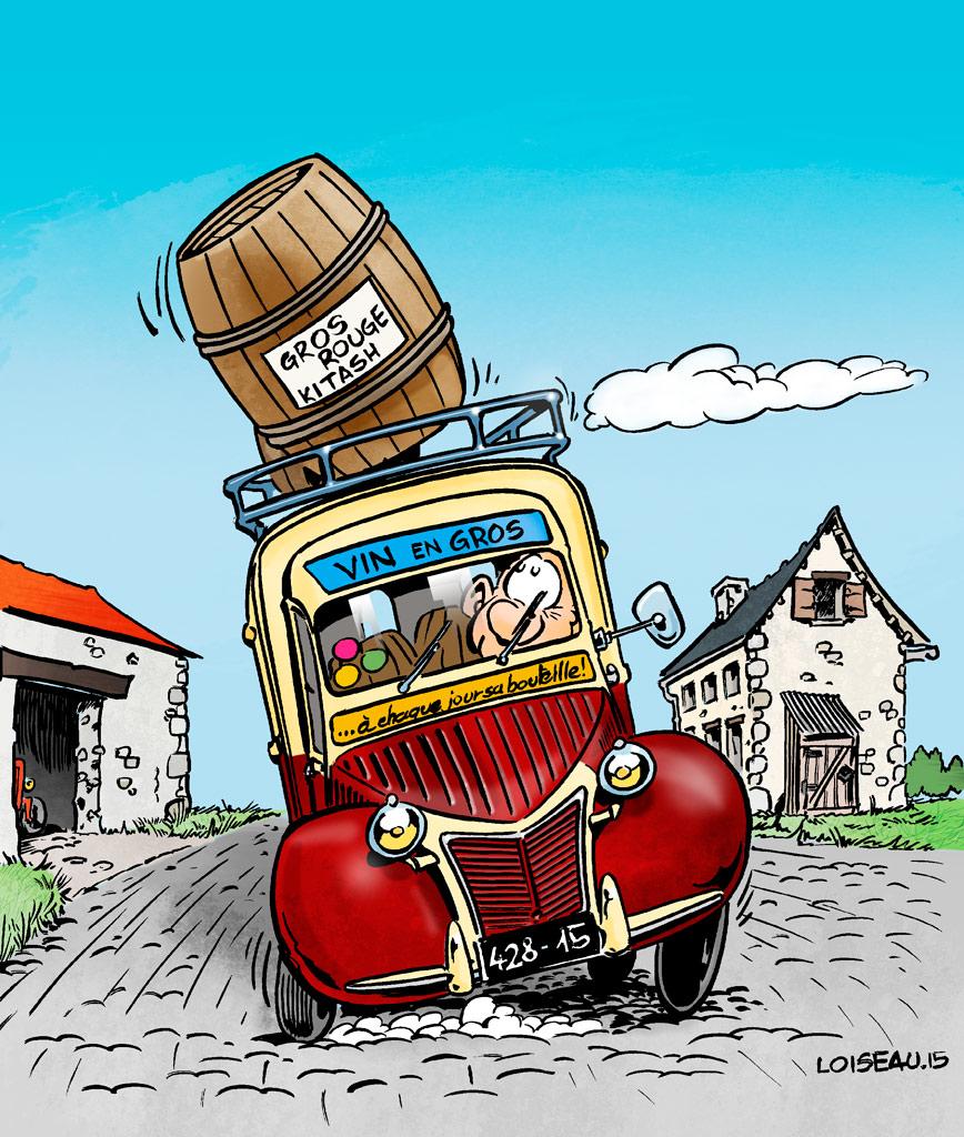 Le Drive Poiron Dabin !!!