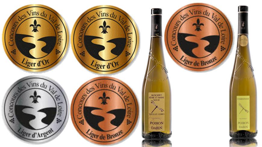 Concours des Vins du Val de Loire 2020